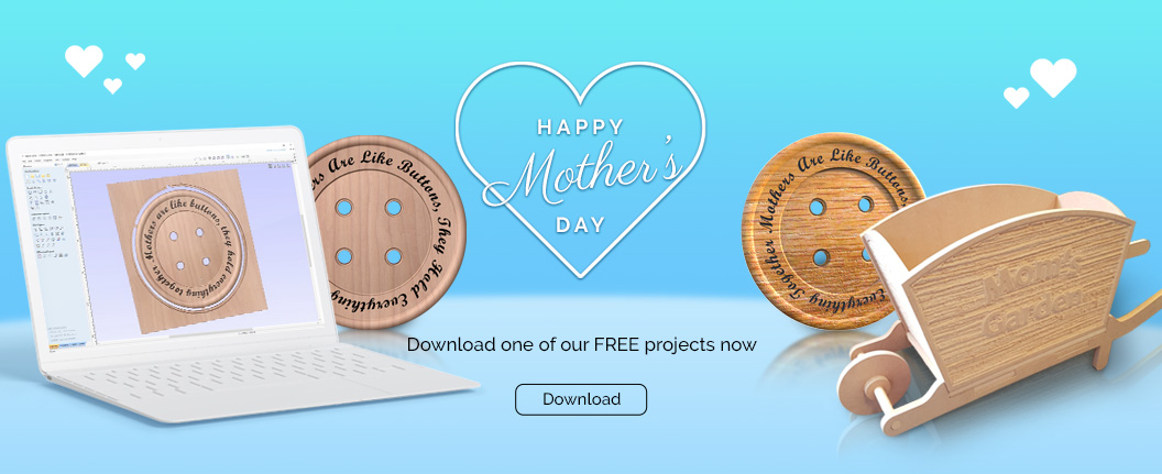 Mothers Day FREE Projects