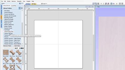 Vektrisk Clipart -webbläsare