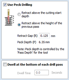 Vectric Cut2D Desktop Drilling Toolpath Enhancements