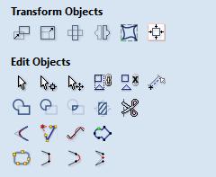 Vectric Aspire Vector Transform & Editing
