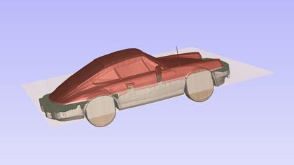Vectric Import 3D -modeller och ClipArt
