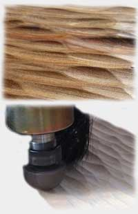 Vectric Aspire Texture Toolpath