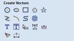 Vectric VCarve Pro Vector Shape Creation