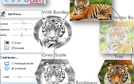 Vectric Aspire Picture Editing & Cropping