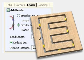 Toolpath Tabs